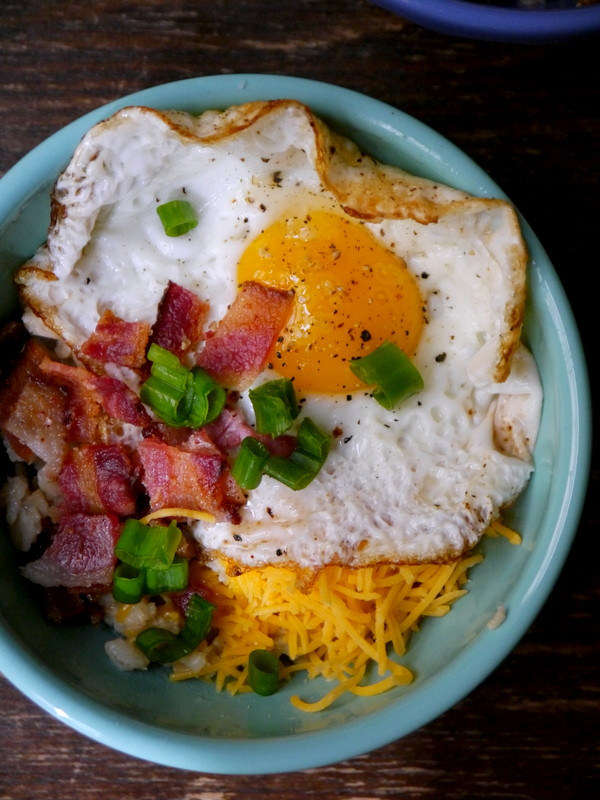 Breakfast Ideas With Eggs And Bacon  Sweet Potato Bacon Breakfast Tacos My Bacon Wrapped Life