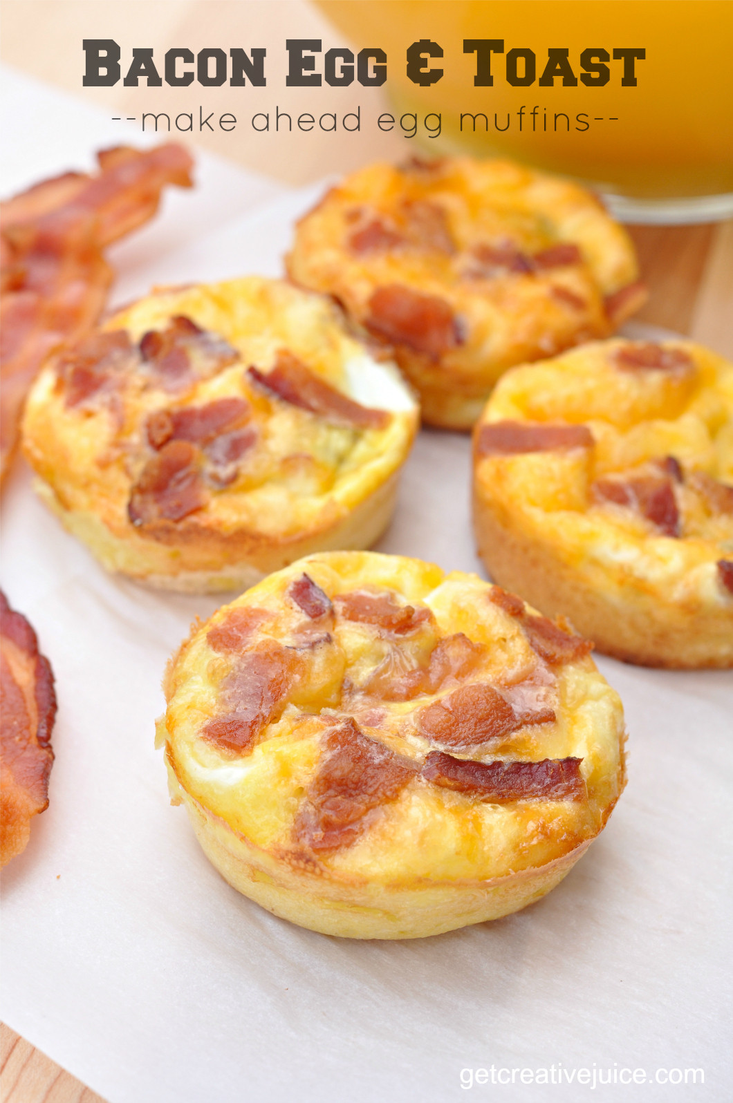 Breakfast Ideas With Eggs And Bacon  Back to school breakfast ideas & recipe