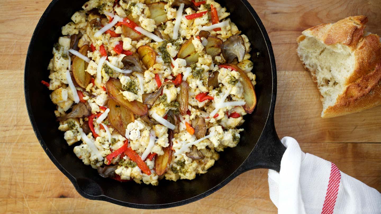 Breakfast Ideas Without Eggs  no egg breakfast recipes