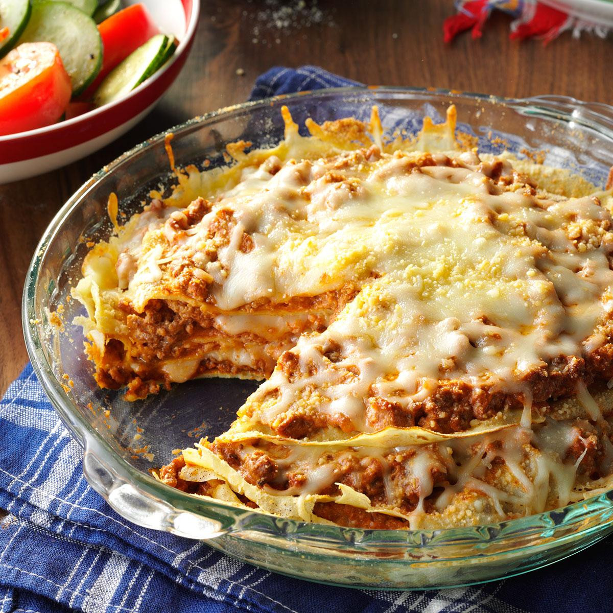 Breakfast Lasagna Recipe  Pancake Lasagna Recipe
