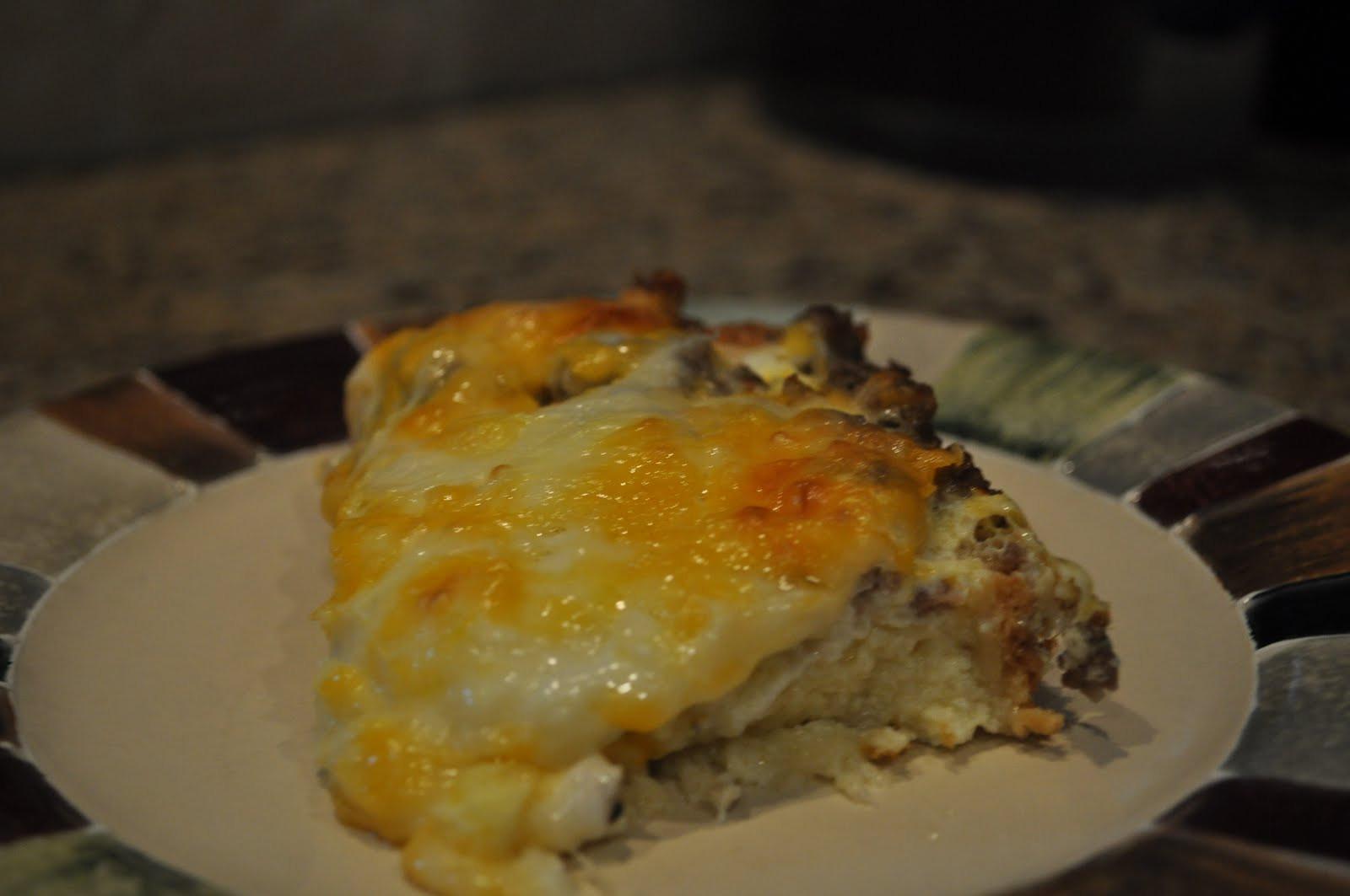 Breakfast Lasagna Recipe  Beth s Favorite Recipes Breakfast Lasagna