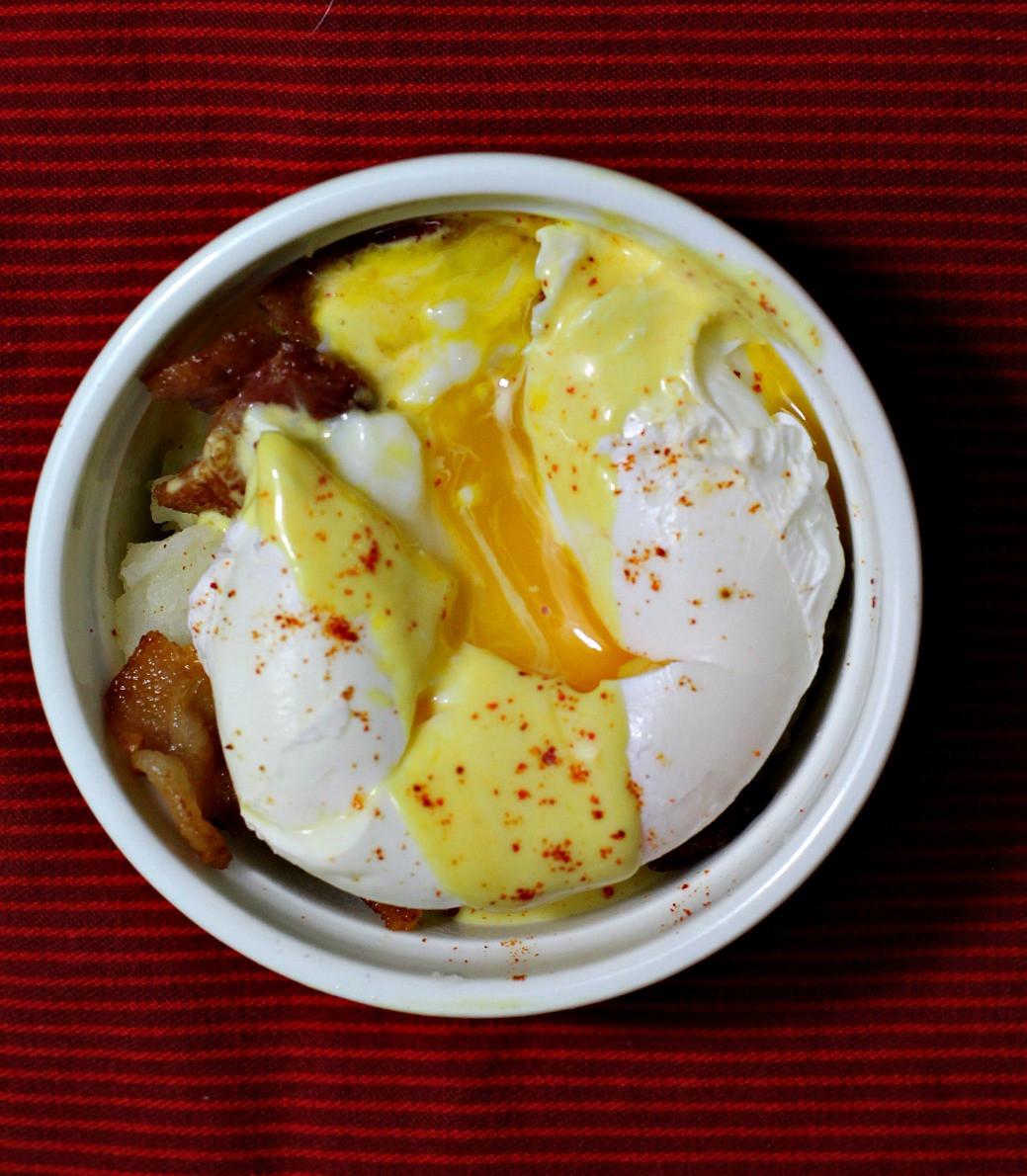 Breakfast Mashed Potatoes  Individual Mashed Potato Breakfast Ramekins