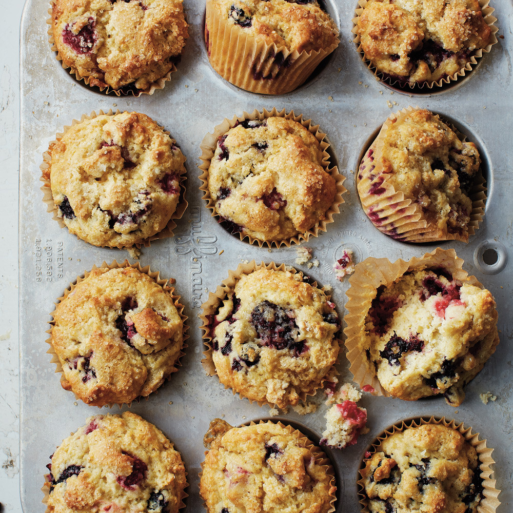 Breakfast Muffin Recipe  Healthy Muffin Recipes Cooking Light