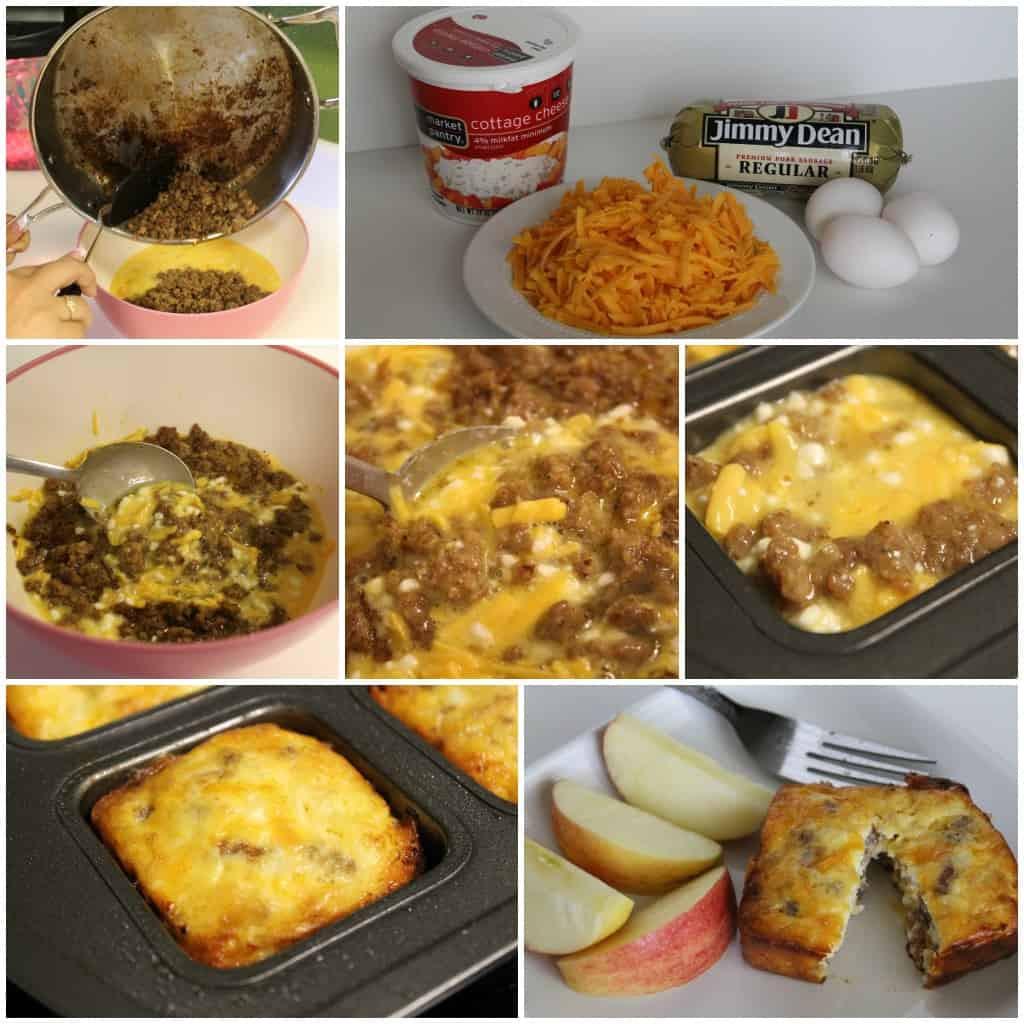 Breakfast Muffin Recipes  Low Card Breakfast Muffin Recipe Moscato Mom