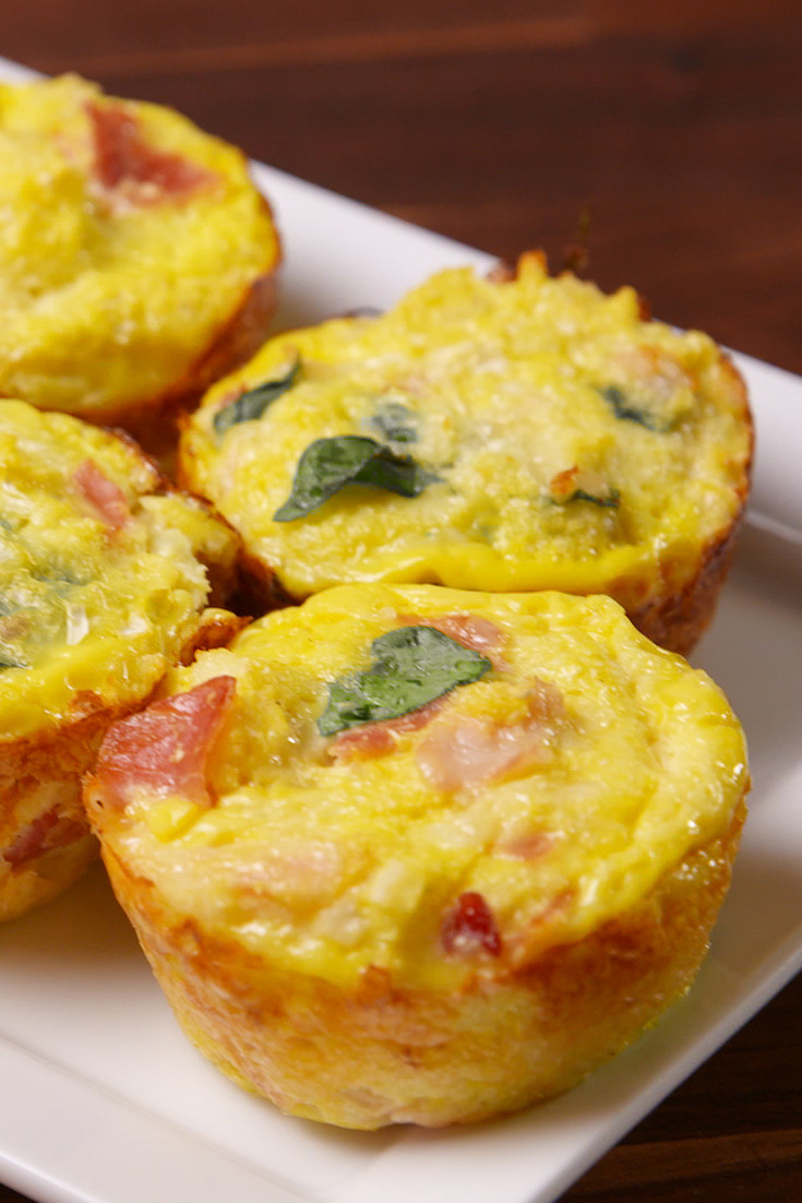 Breakfast Muffin Recipes  14 Healthy Muffin Recipes Best Healthy Muffins—Delish