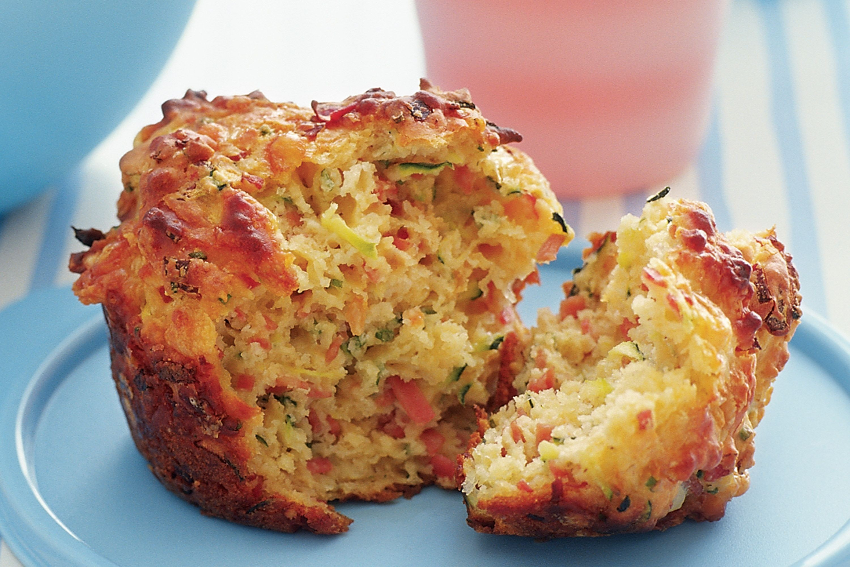 Breakfast Muffin Recipes  healthy savoury breakfast muffins