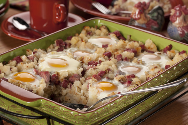 Breakfast Potluck Recipes  Hash For A Bash