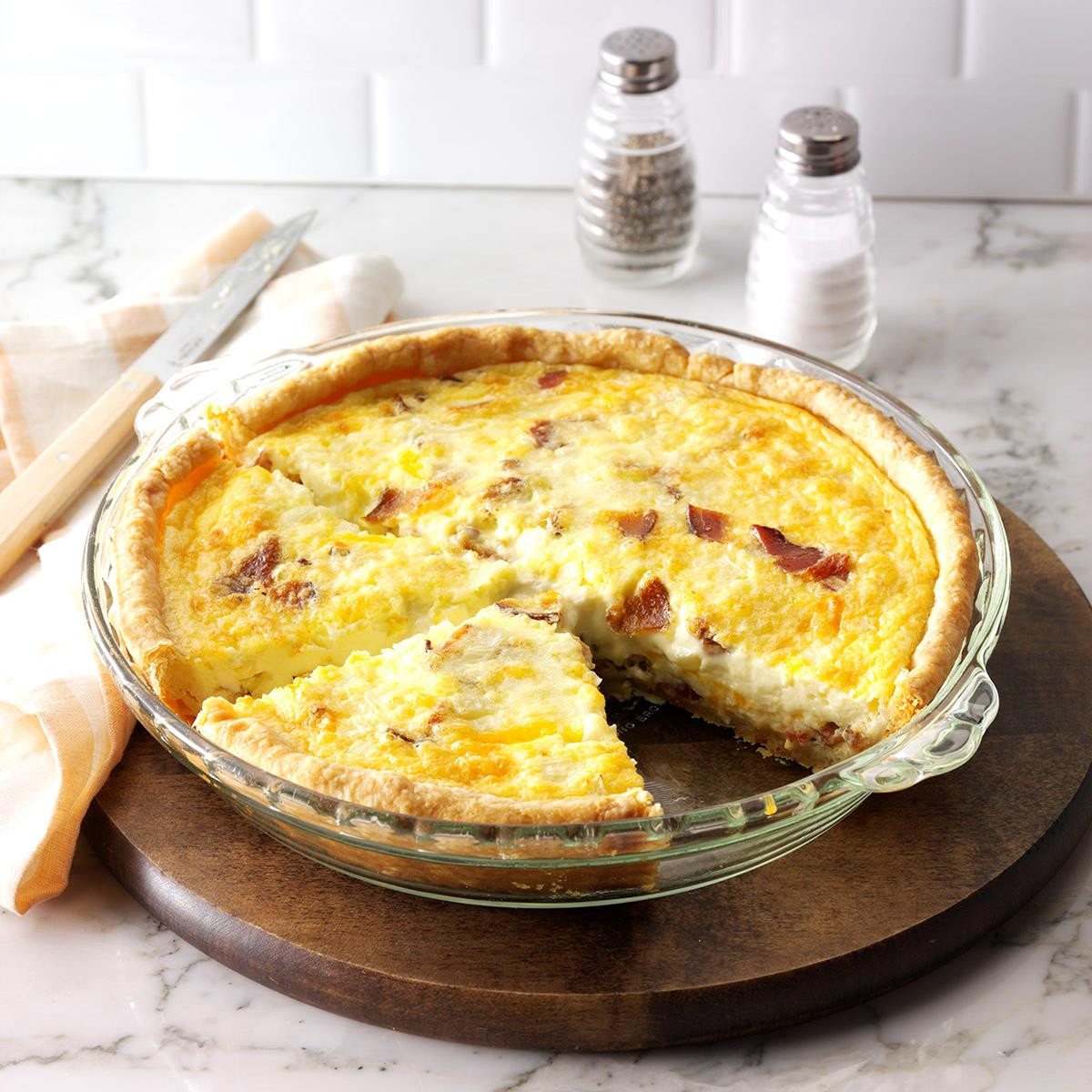 Breakfast Quiche Recipe  Breakfast Quiche Recipe