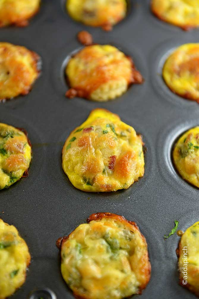 Breakfast Quiche Recipe  Mini Quiche Recipe Add a Pinch