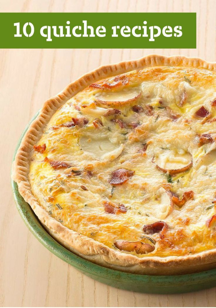 Breakfast Quiche Recipe  10 Quiche Recipes Quiche the perfect breakfast time or