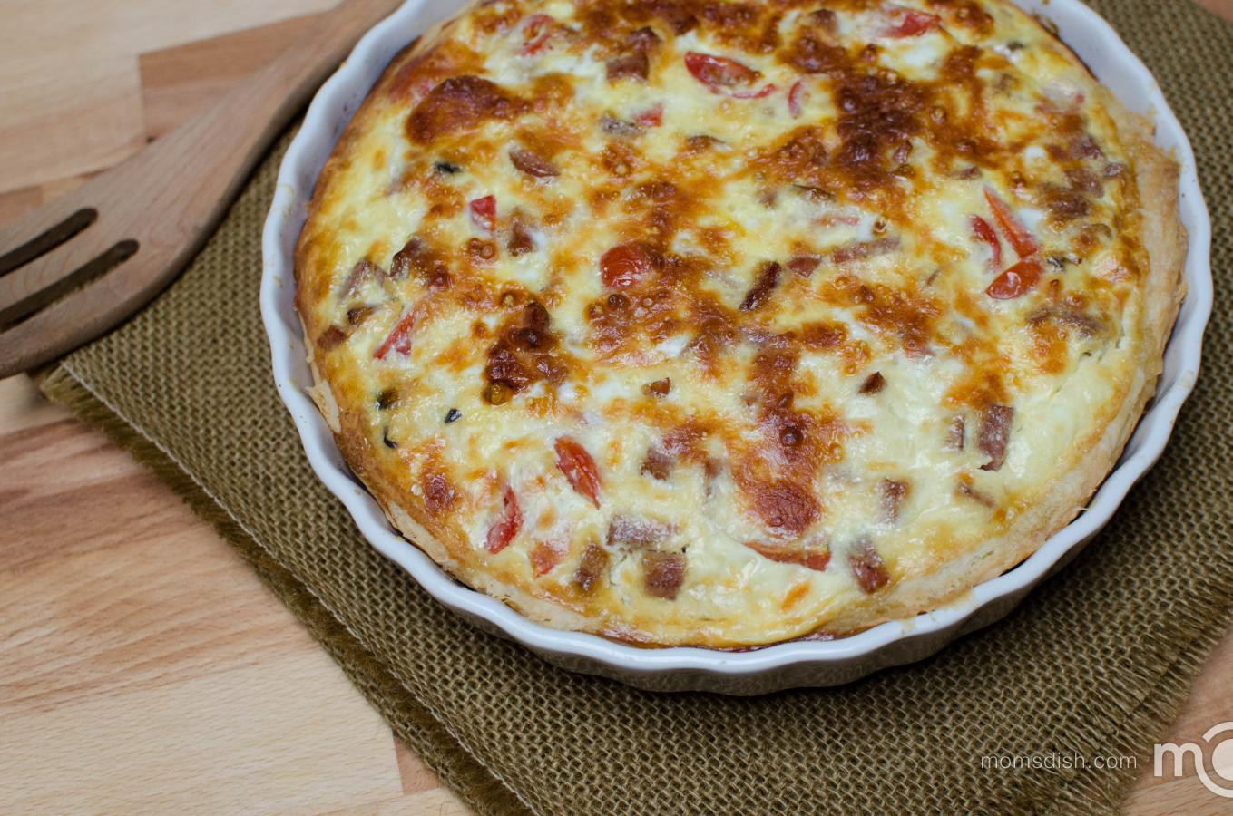 Breakfast Quiche Recipe  Breakfast Quiche