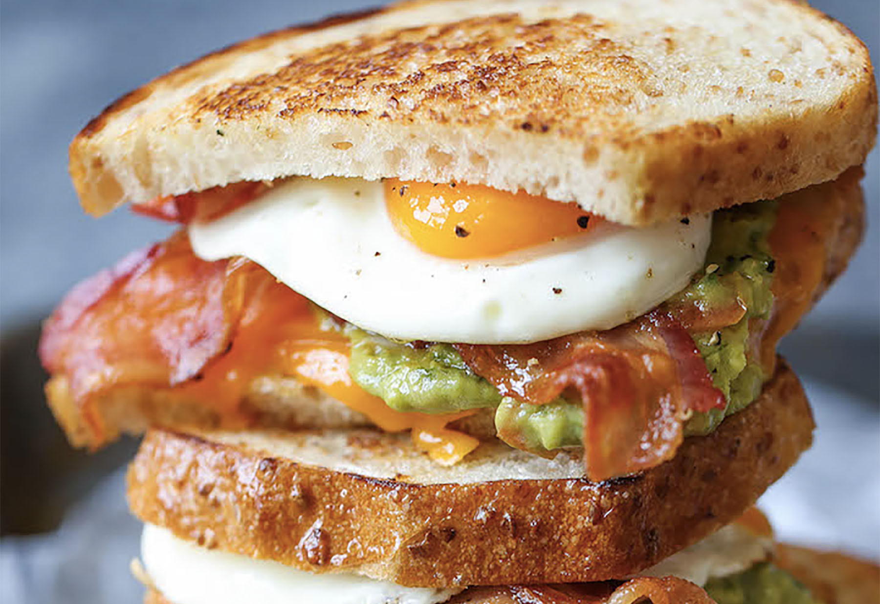 Breakfast Sandwich Recipe  10 Easy Breakfasts That You Can Make Ahead of Time The