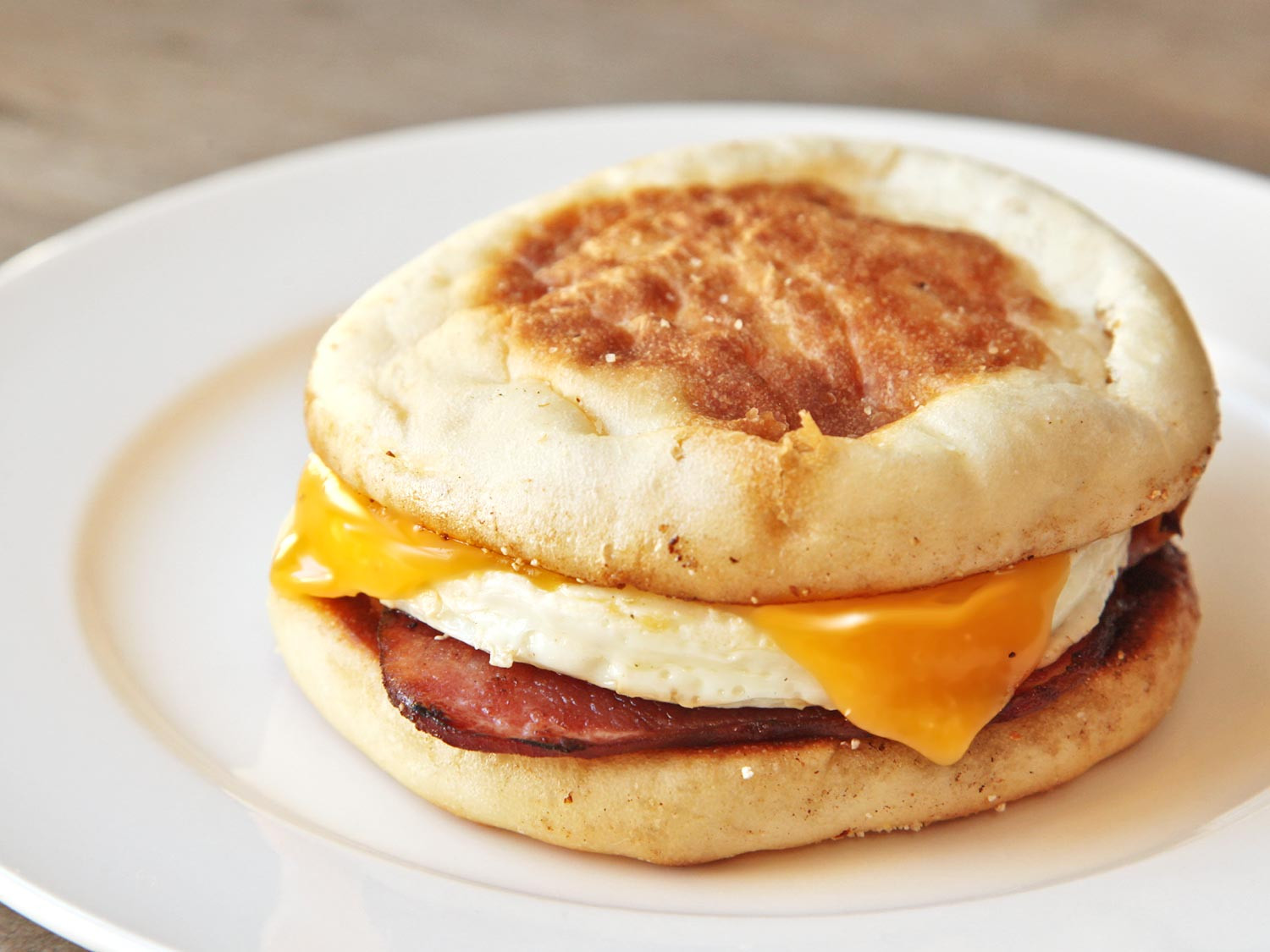 Breakfast Sandwich Recipes  The Food Lab Building a Better Egg McMuffin