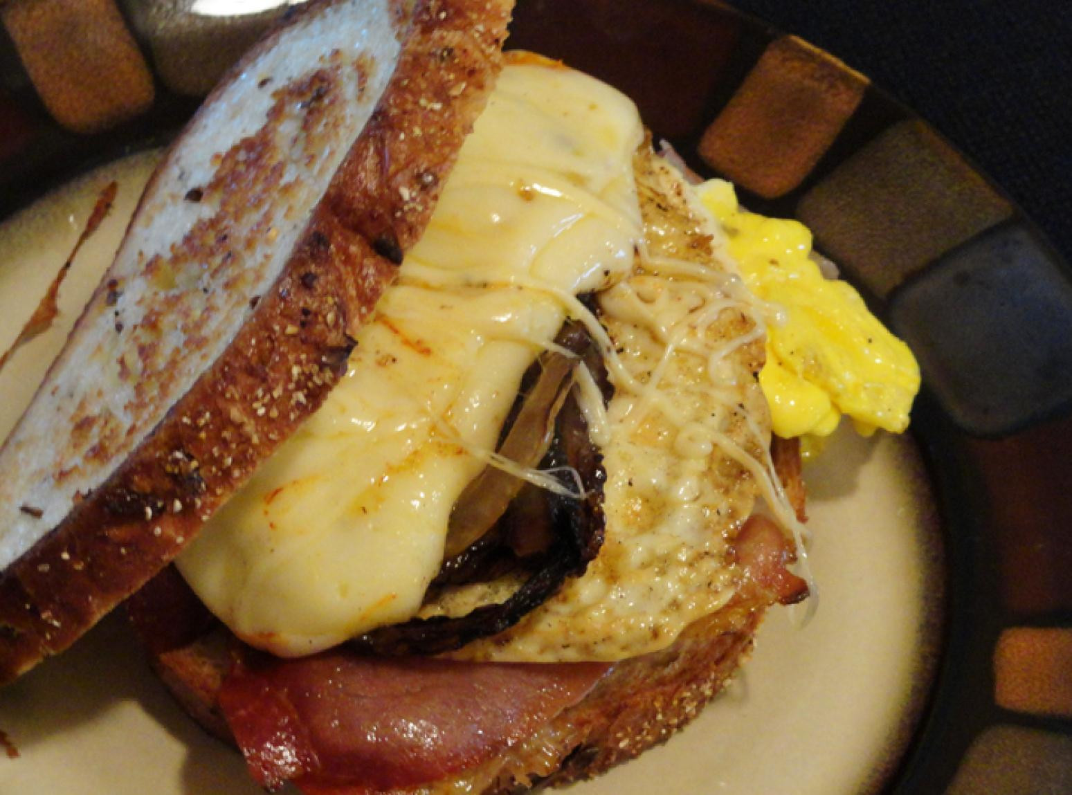Breakfast Sandwich Recipes  European Breakfast Sandwich Recipe