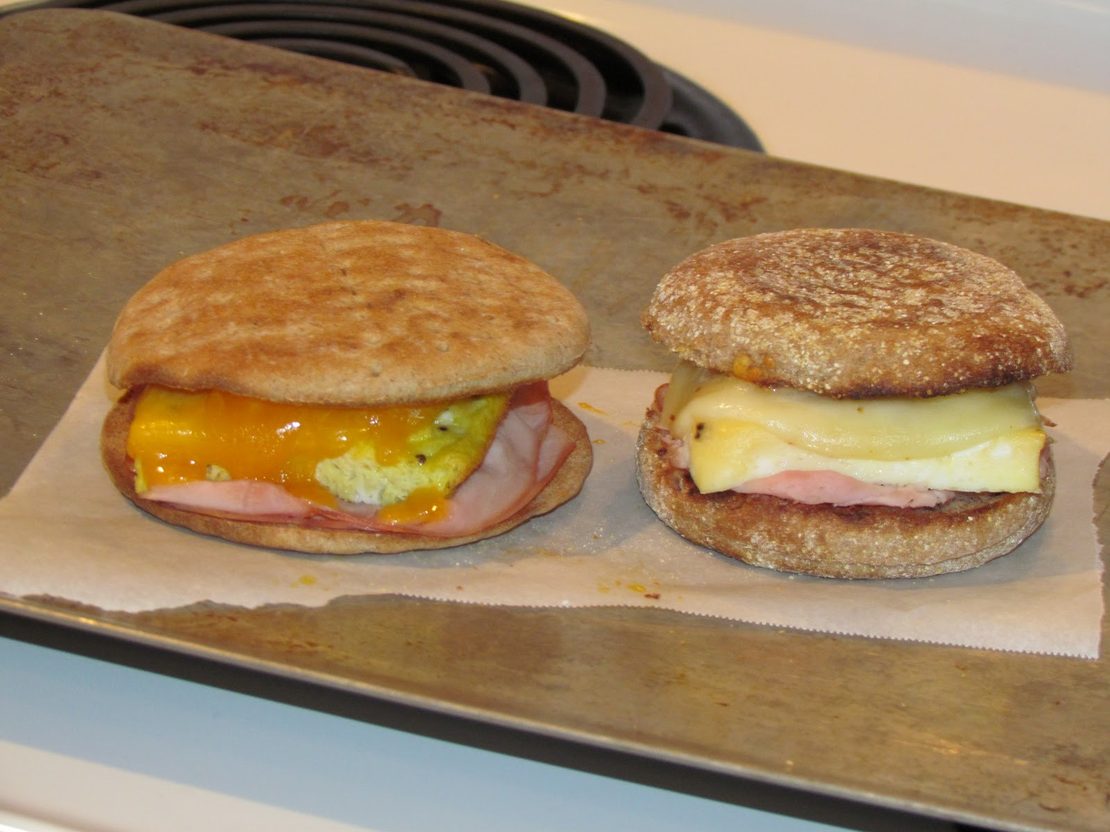 Breakfast Sandwich Recipes  Fake Out Starbucks Breakfast Sandwiches