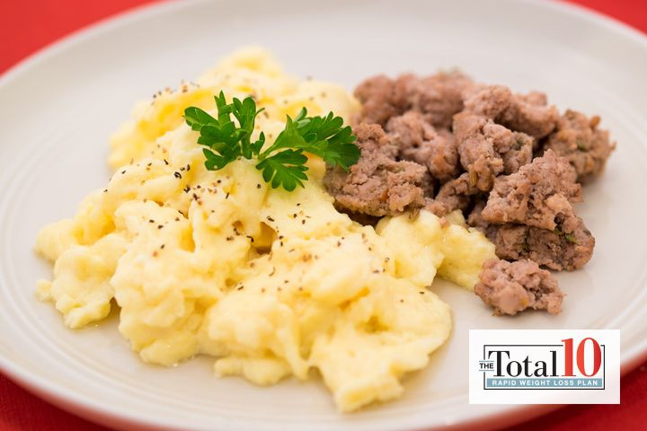 Breakfast Sausage Recipes For Dinner  Total 10 Turkey Breakfast Sausage Enjoy this filling and