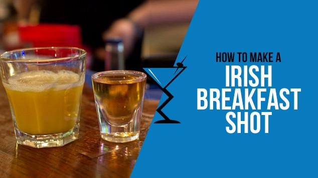 Breakfast Shot Recipe  Irish Breakfast Shot Cocktails & Drink Recipes