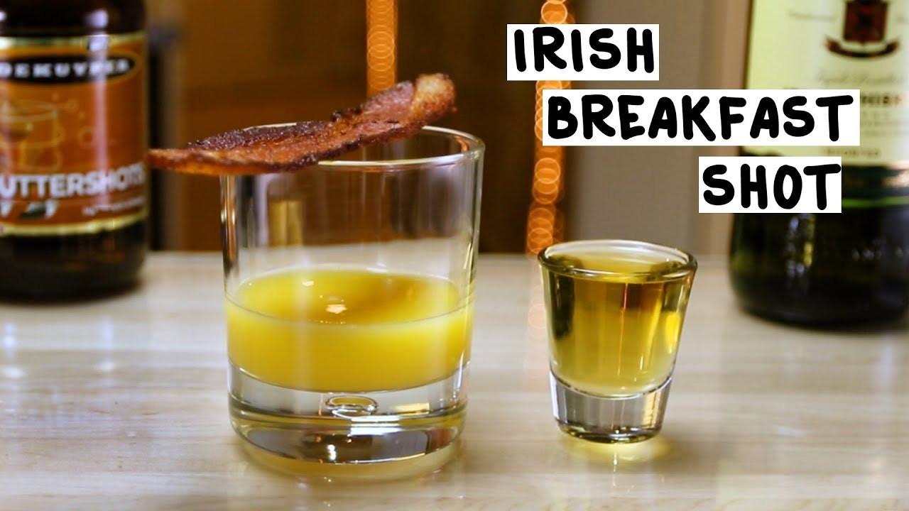 Breakfast Shot Recipe  Irish Breakfast Shot Tipsy Bartender