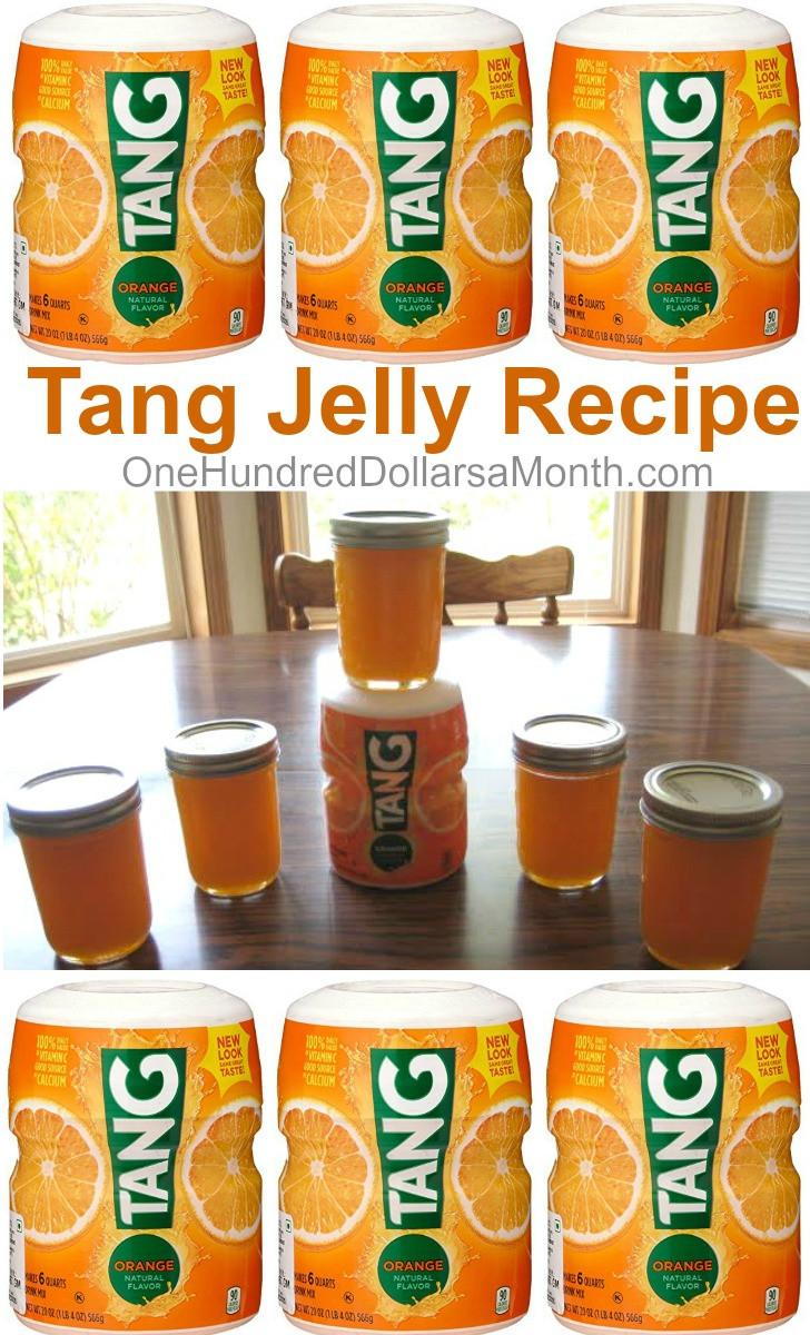 Breakfast Shot Recipe  Tang Breakfast Drink Jelly Recipe e Hundred Dollars a