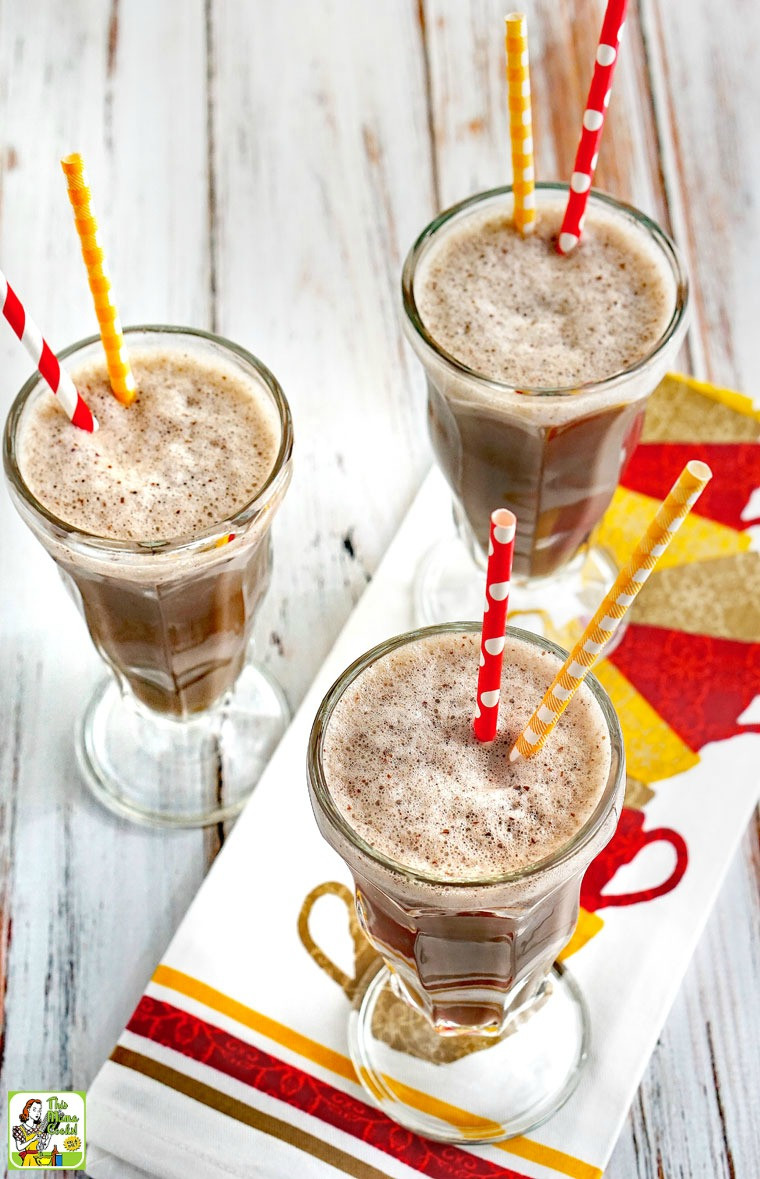 Breakfast Shot Recipe  Revv up your day with a Coffee Breakfast Smoothie