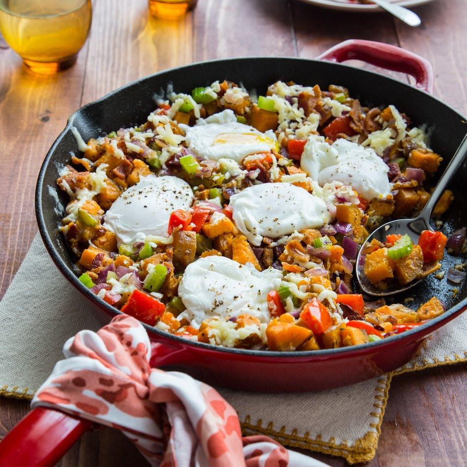 Breakfast Skillet Recipe  skillet breakfast potatoes