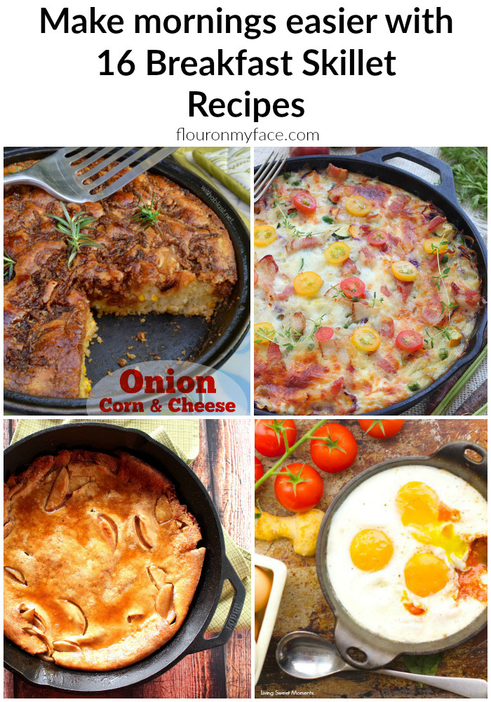 Breakfast Skillet Recipe  easy breakfast skillet recipes