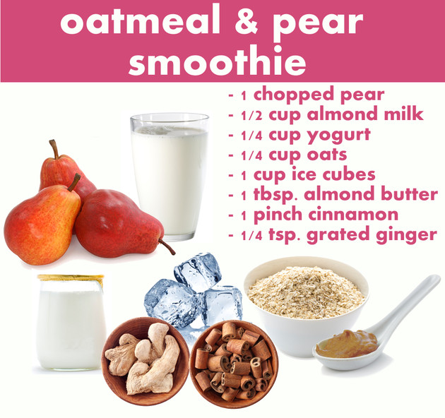 Breakfast Smoothie Recipes  Breakfast Smoothie Recipes for Fall