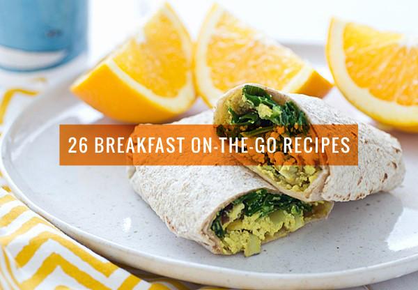Breakfast To Go Recipes  26 Easy Recipes for Breakfast the Go 2 Ingre nt