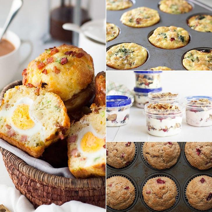 Breakfast To Go Recipes  Grab and Go Breakfast Recipes