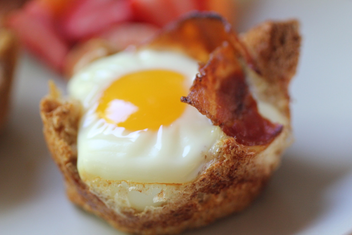 Breakfast To Go Recipes  Recipe For A Simple Breakfast