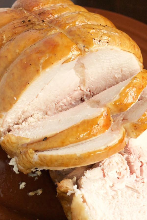 Brine For Turkey Breast  Sweet Tea Brined Turkey Breast Recipe