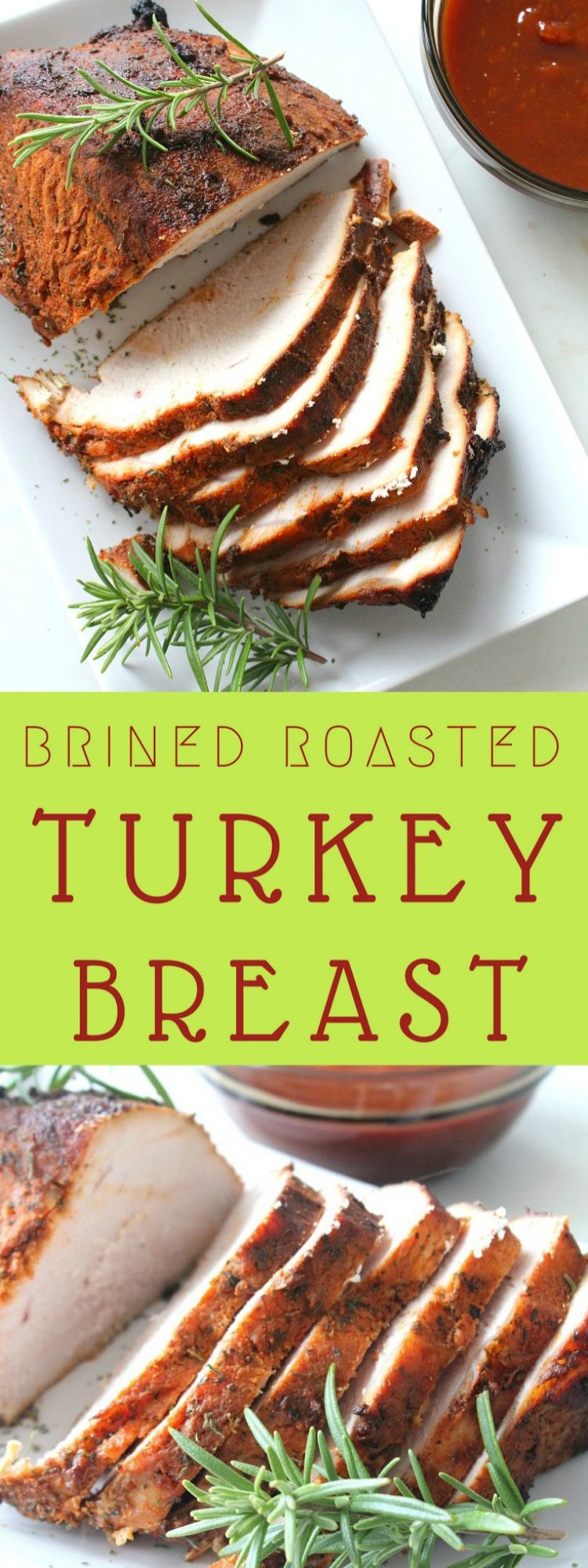 Brine For Turkey Breast  Brined Roasted Turkey Breast Recipe