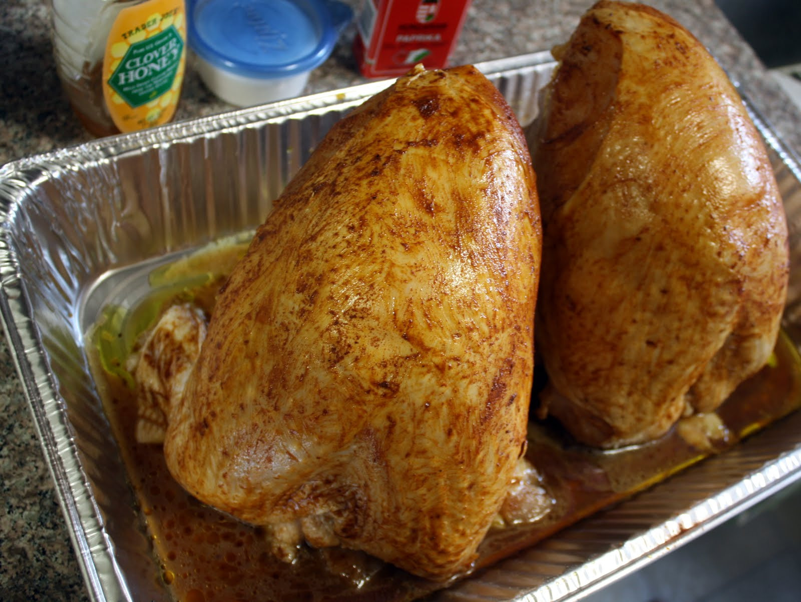 Brine For Turkey Breast  Make Meals Mama Brined Turkey Breast