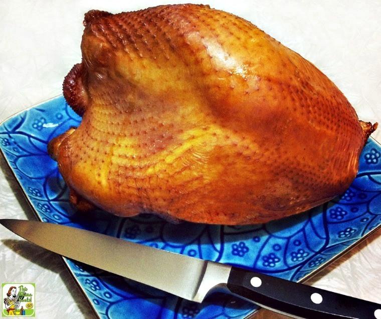 Brine For Turkey Breast  smoked turkey breast brine