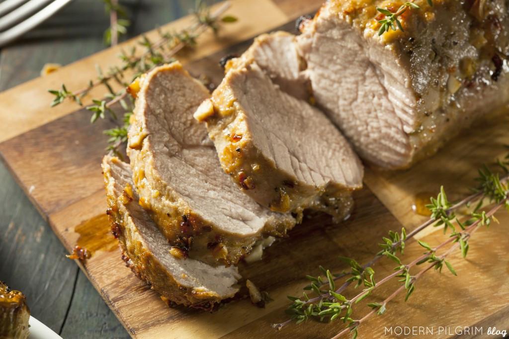 Brine Pork Loin  Flavorful Maple Ginger Pork Loin Brine