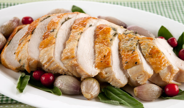 Brine Turkey Breast  Brined Turkey Breast