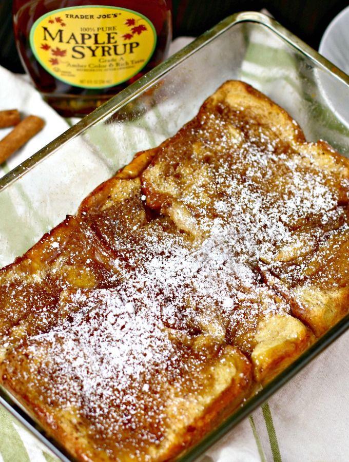 Brioche French Toast Casserole  25 best ideas about Brioche french toast on Pinterest