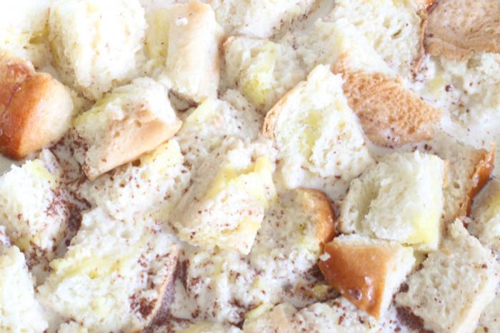 Brioche French Toast Casserole  Brioche French Toast Casserole ⋆ Home with Cupcakes and