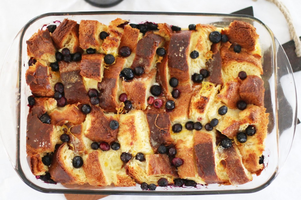 Brioche French Toast Casserole  Brioche French Toast Casserole — Orson H Gygi Blog