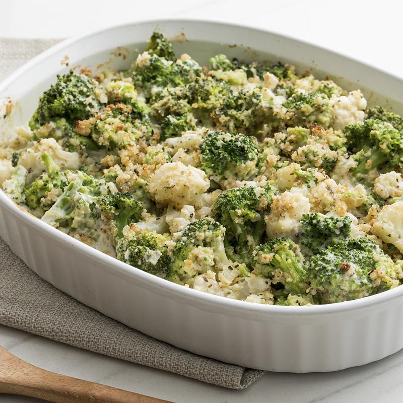 Broccoli Cauliflower Casserole  Cauliflower Broccoli Casserole Recipe