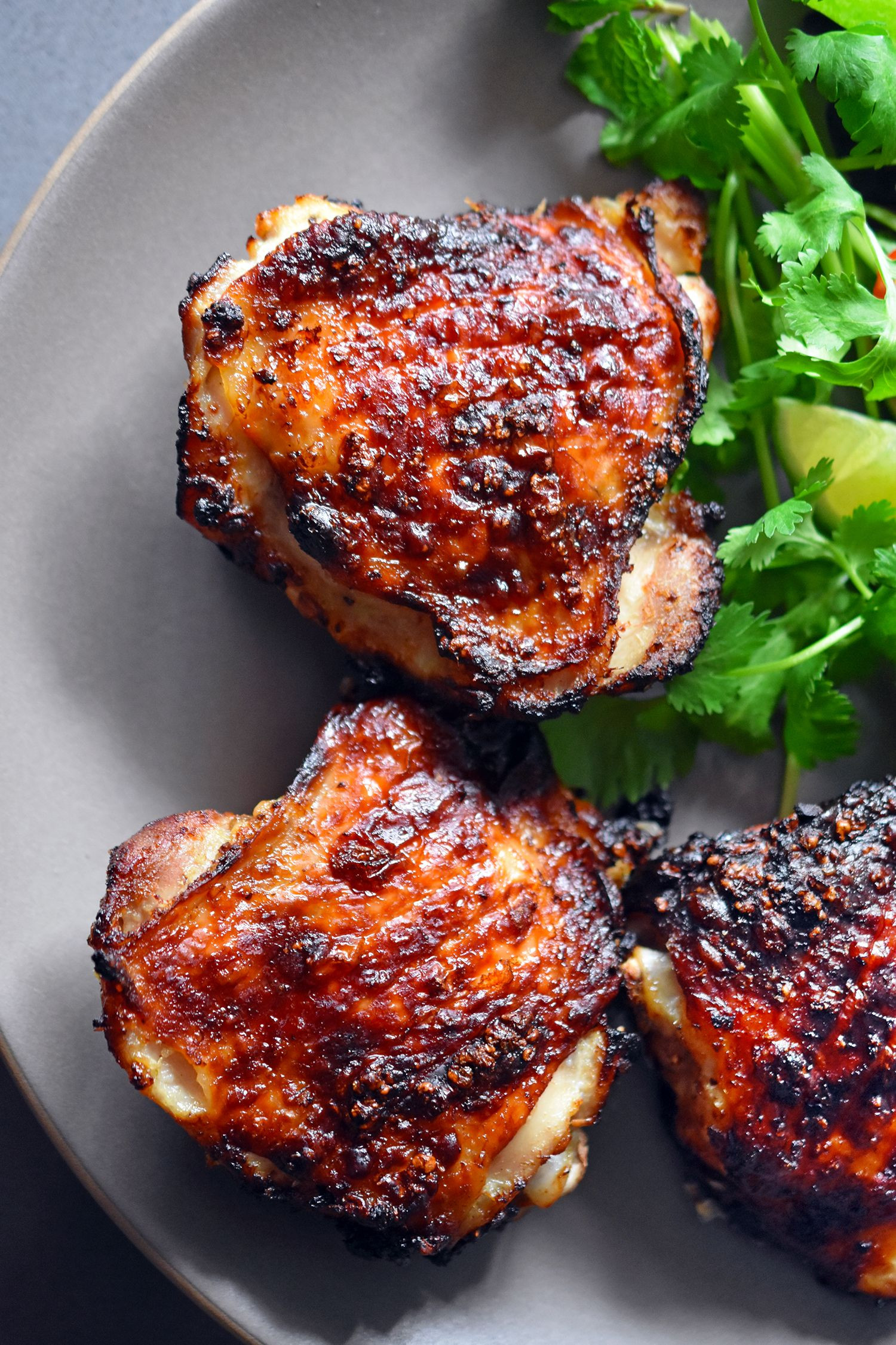 Broiled Chicken Thighs  Best 25 Broiled chicken thighs ideas on Pinterest