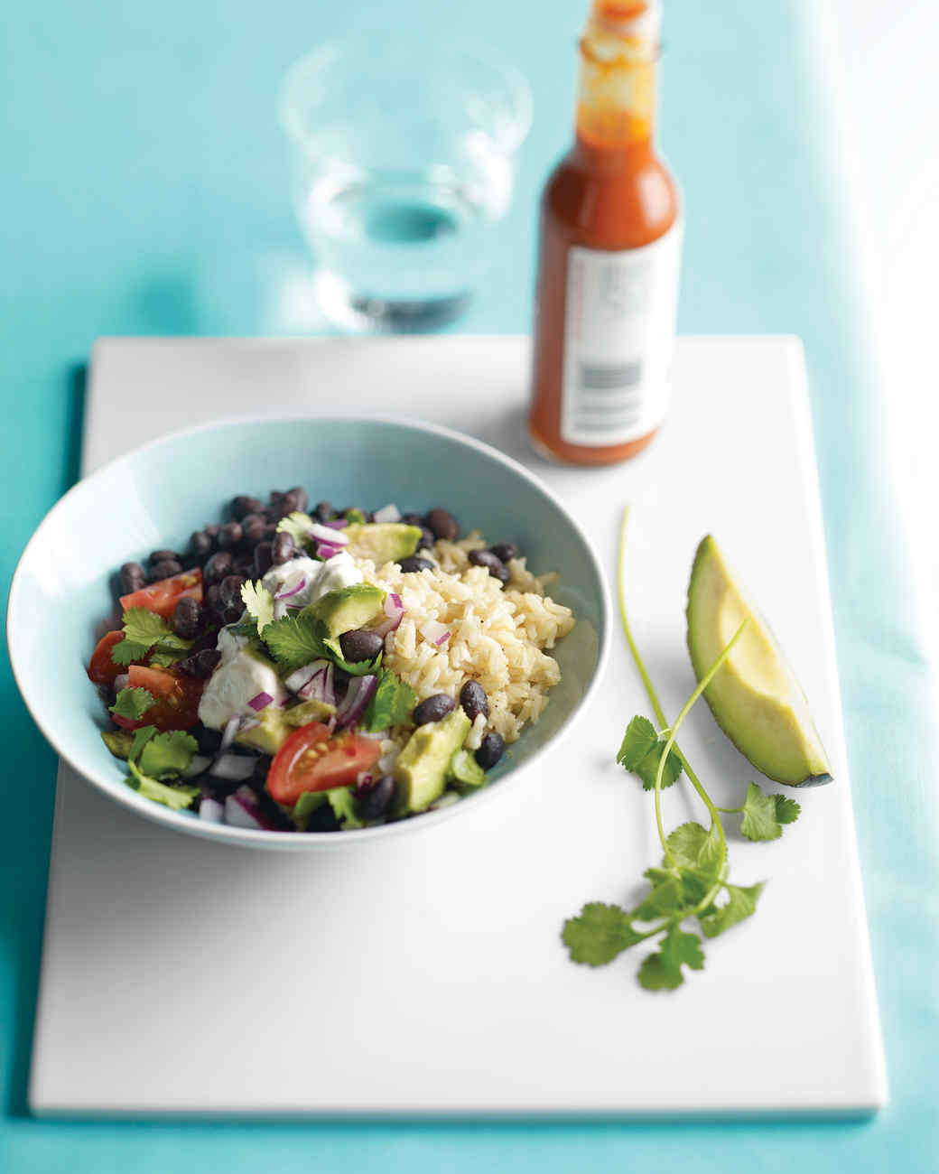 Brown Rice And Black Beans  Brown Rice and Black Beans
