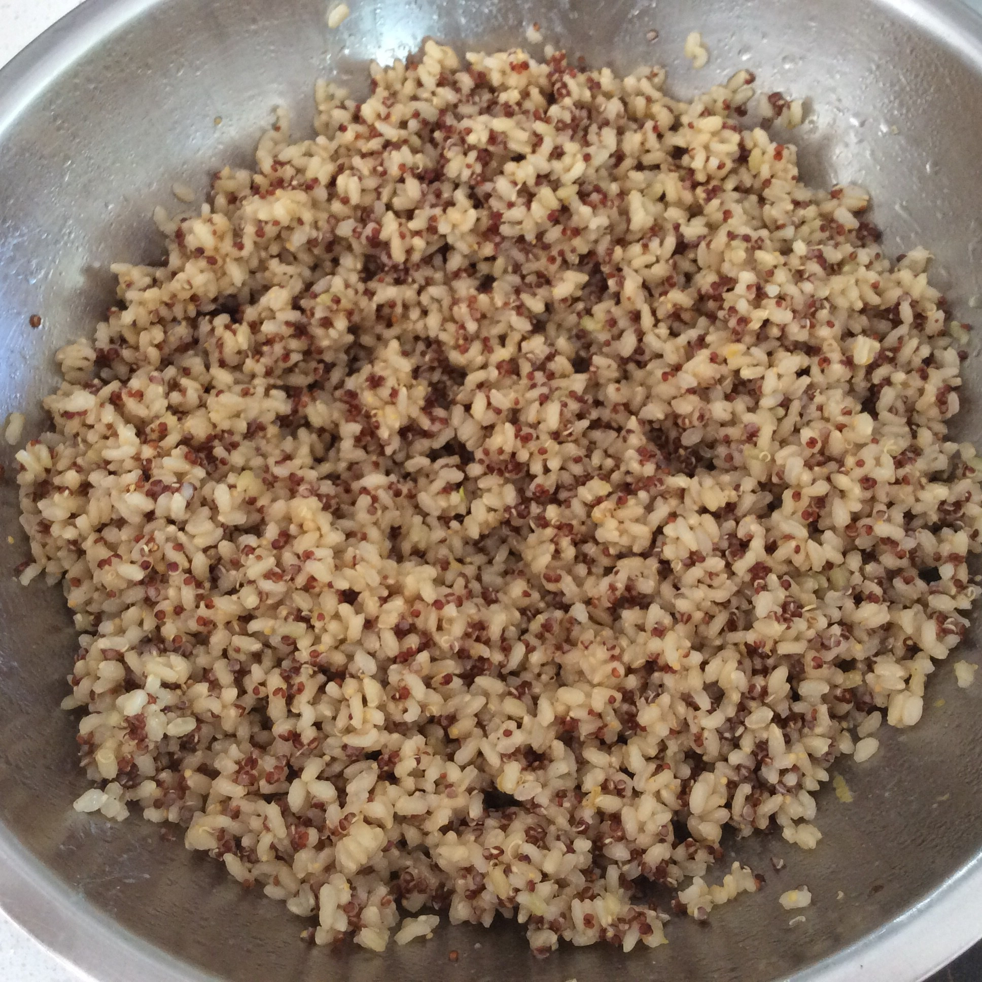 Brown Rice And Quinoa  Summertime Rice Salad My Edible Archive