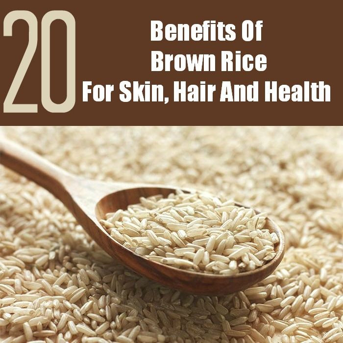 Brown Rice Benefits  25 best ideas about Brown rice benefits on Pinterest