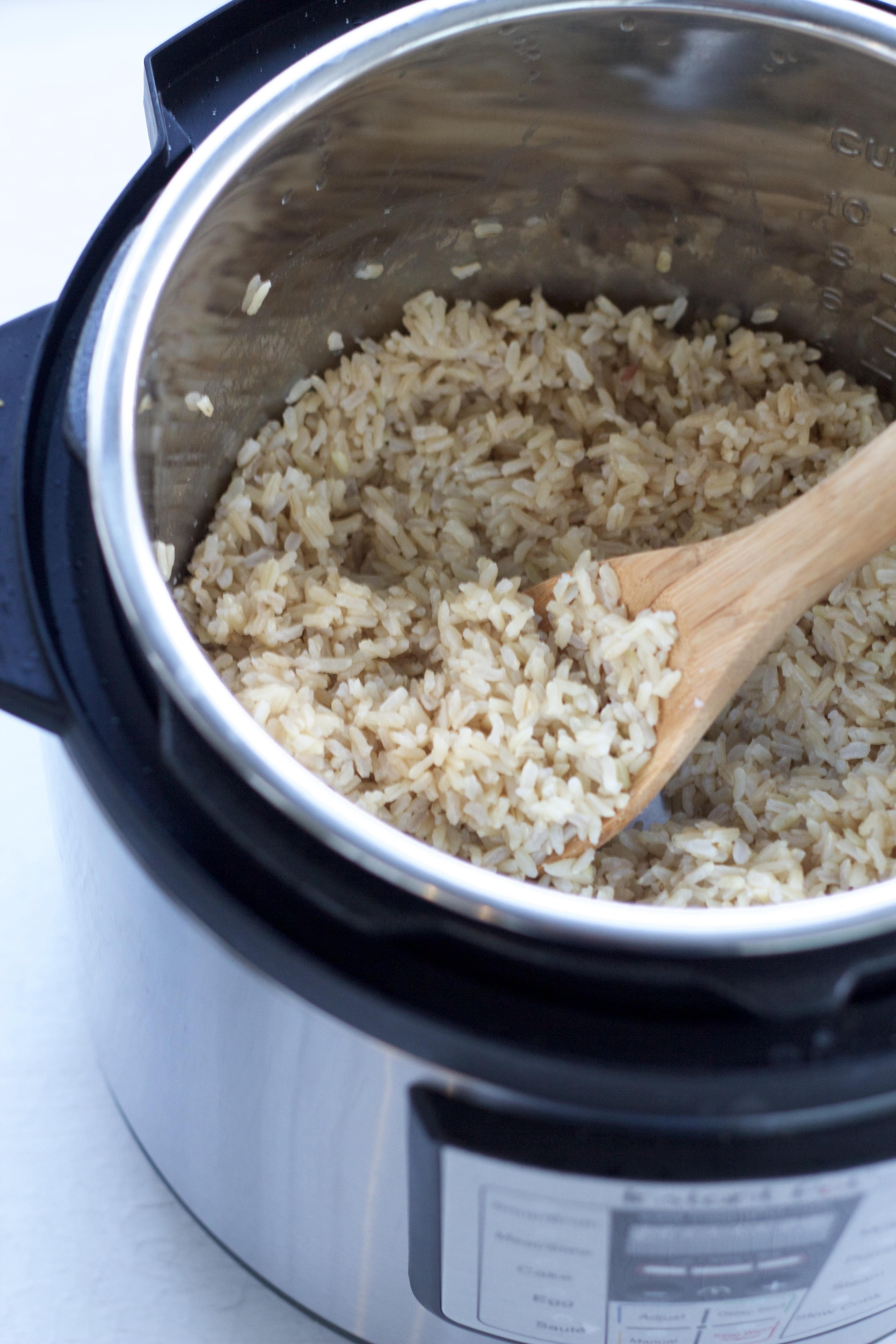 Brown Rice Cooker  Perfect Instant Pot Brown Rice
