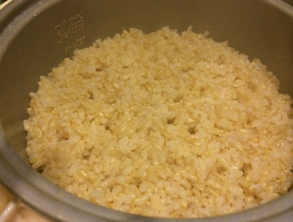 Brown Rice Cooker  How To Cook Brown Rice in a Rice Cooker EatByDate