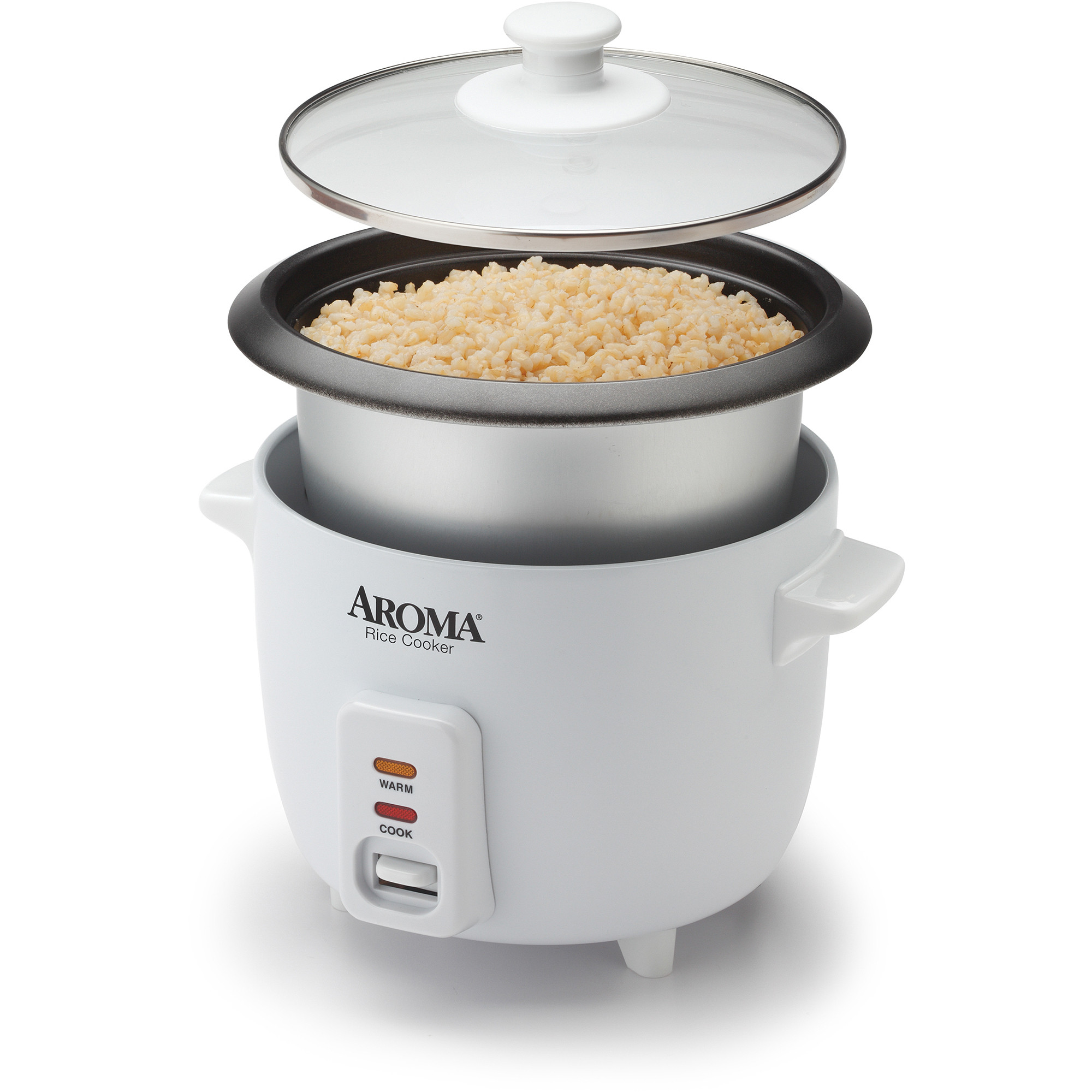 Brown Rice Cooker  brown rice in aroma rice cooker