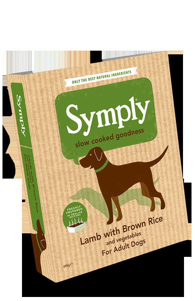 Brown Rice For Dogs  Lamb with Brown Rice For Adult Dogs Dog Wet Food Dog