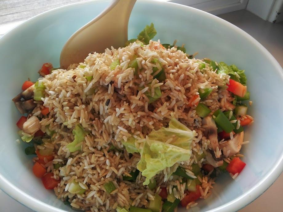 Brown Rice In Rice Cooker  Rice Cooker Brown Rice & Veggies Brand New Vegan