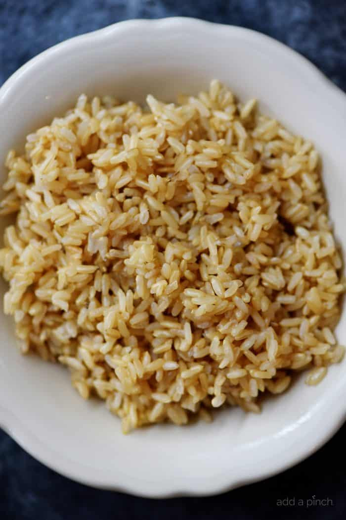 Brown Rice In The Instant Pot  Instant Pot Brown Rice Recipe Add a Pinch
